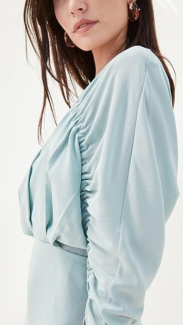 Victoria Beckham V 领连衣裙