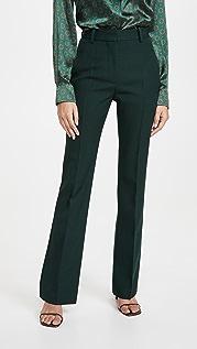 Victoria Beckham Full Length Pants