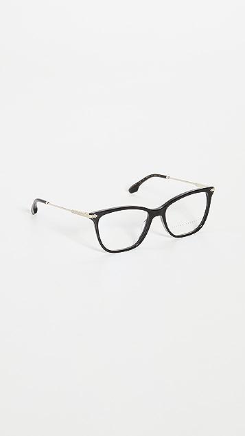 Victoria Beckham 超大方框眼镜