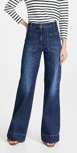 Victoria Beckham - Alina 牛仔裤