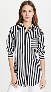 Victoria Beckham Pointed Collar Shirt