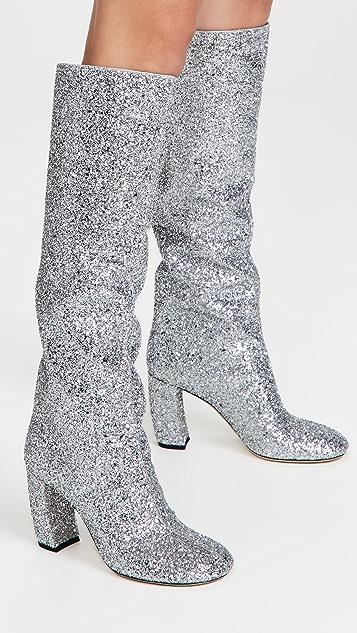 Victoria Beckham Capri Rise Boots