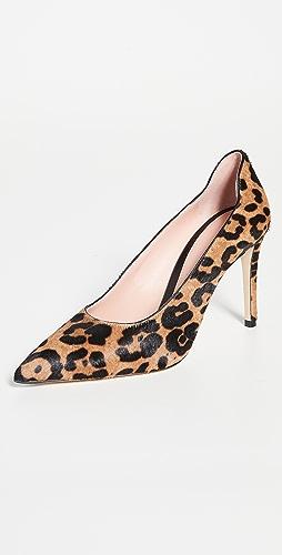Victoria Beckham - VB Leopard Haircalf Pumps