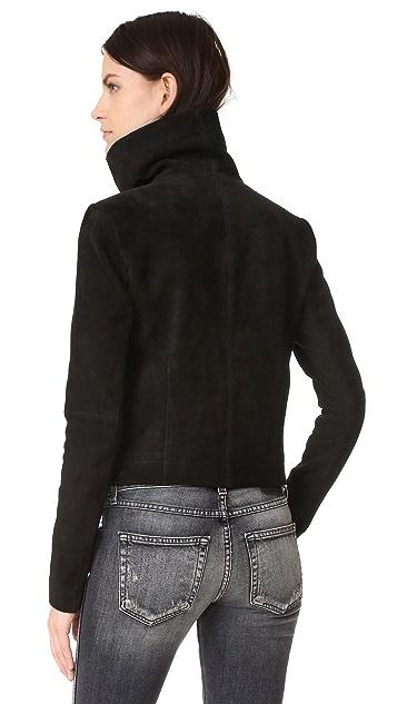VEDA Max Suede Jacket