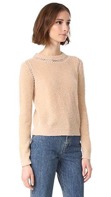 VEDA Note Sweater