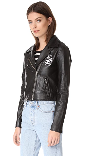 VEDA Nova Patches Jacket