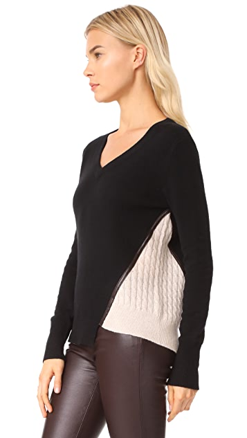 VEDA Views Cashmere Sweater
