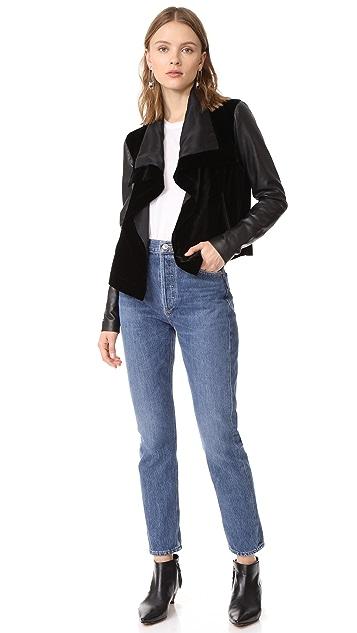 VEDA Max Velvet Jacket