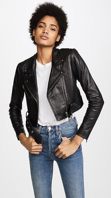 VEDA Baby Jane Leather Jacket