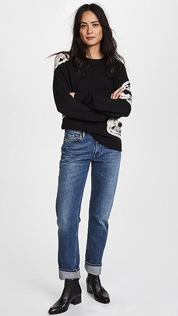 VEDA Swirl Sweater