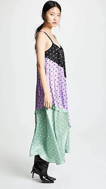 VEDA Cannes Silk Dress