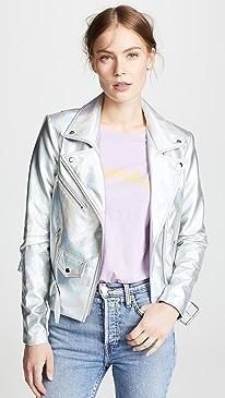 Jayne Hologram Jacket