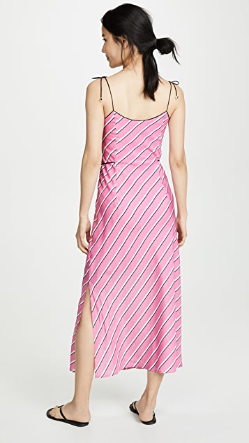 VEDA Spritz Silk Dress