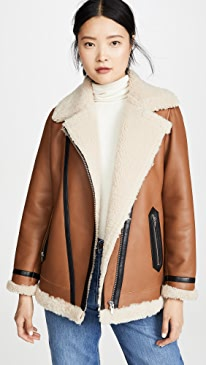Mesquite Shearling Jacket