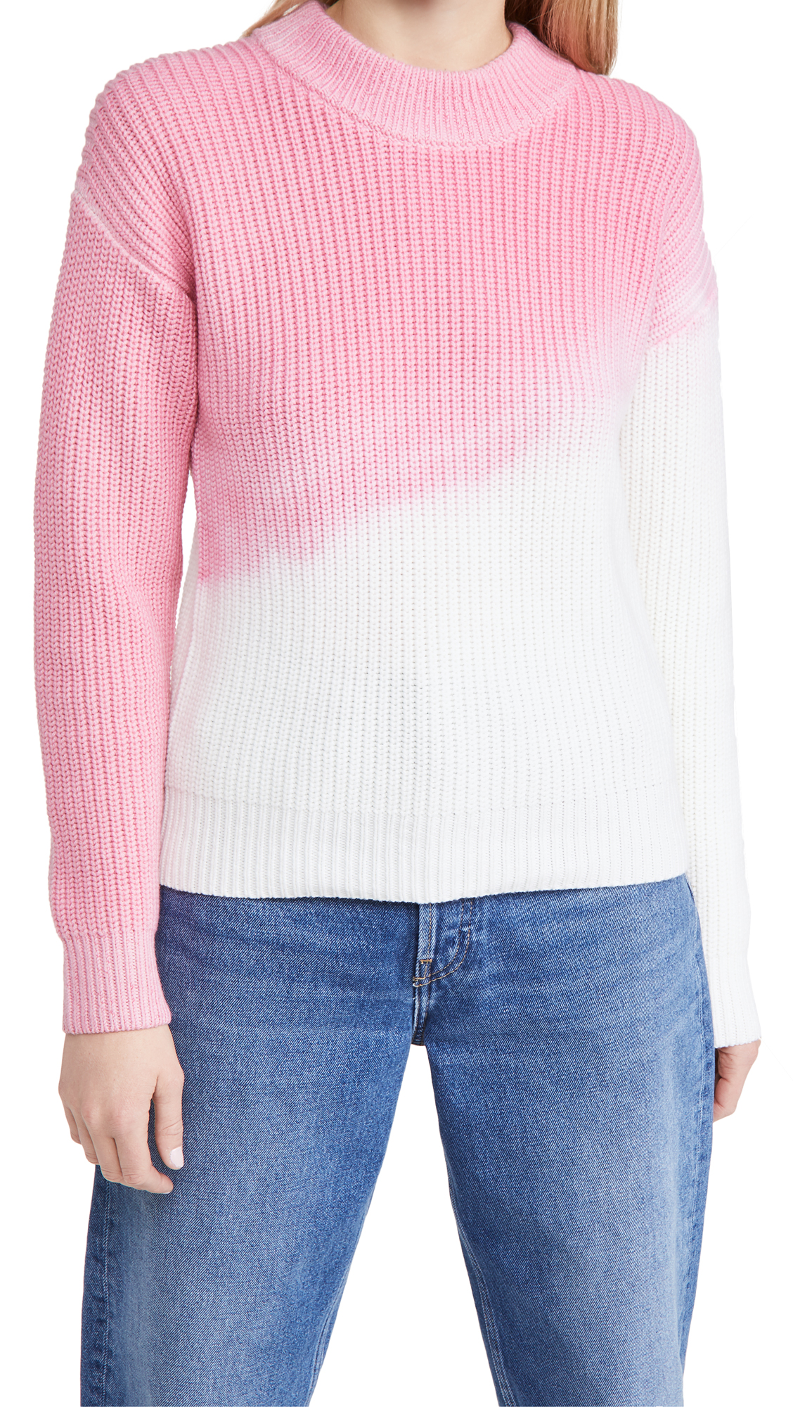 VEDA Ranch Road Tie Dye Sweater