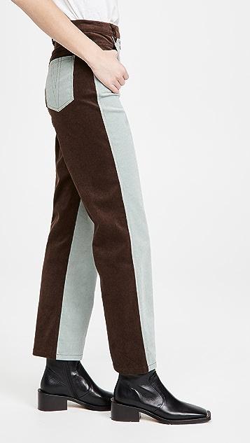 VEDA New Eclipse Corduroy Pants