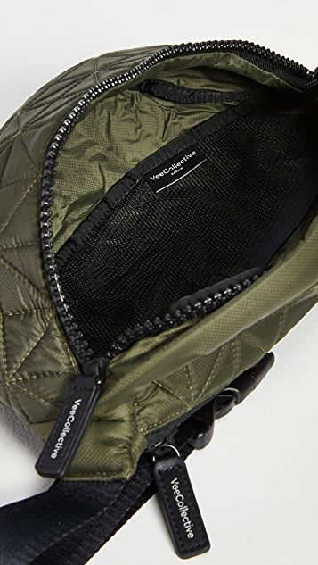 Vee Collective Quilted Fanny Pack