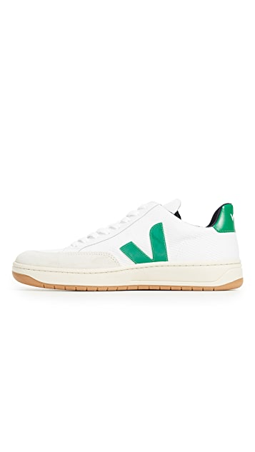 Veja V-12 B Mesh Sneakers