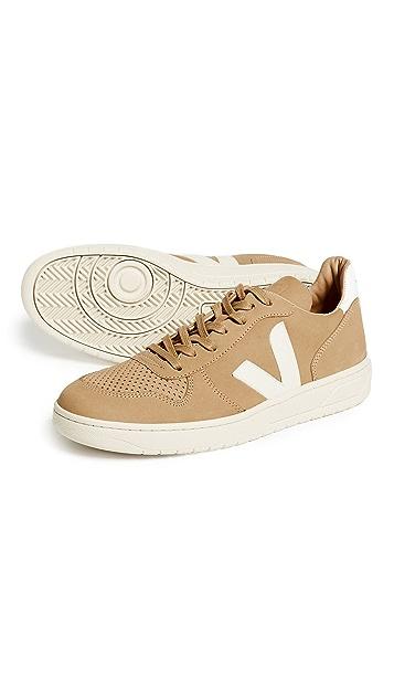 Veja V-10 Bastille Sneakers
