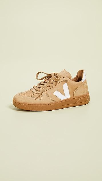 Veja Bastille Leather Sneakers   SHOPBOP