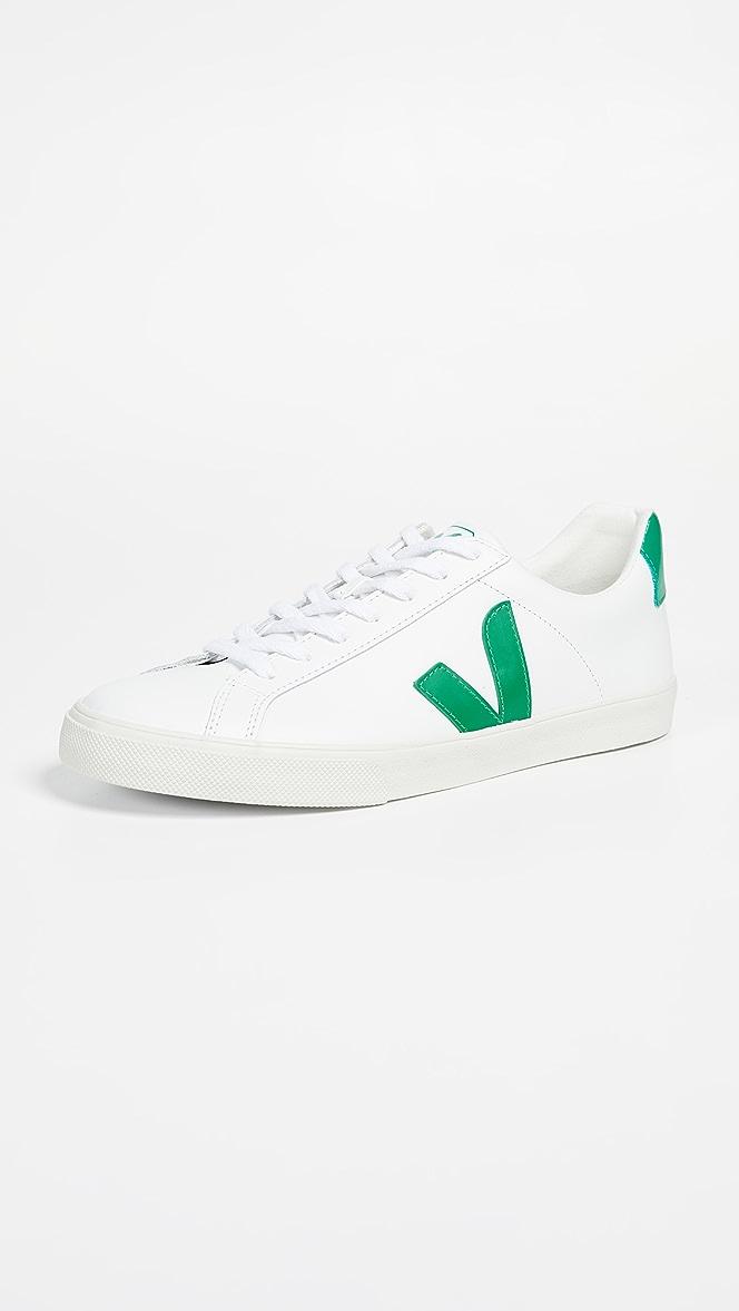 Veja Esplar Leather Sneakers | EASTDANE