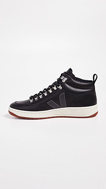 Veja Roraima Bastille Leather Sneakers