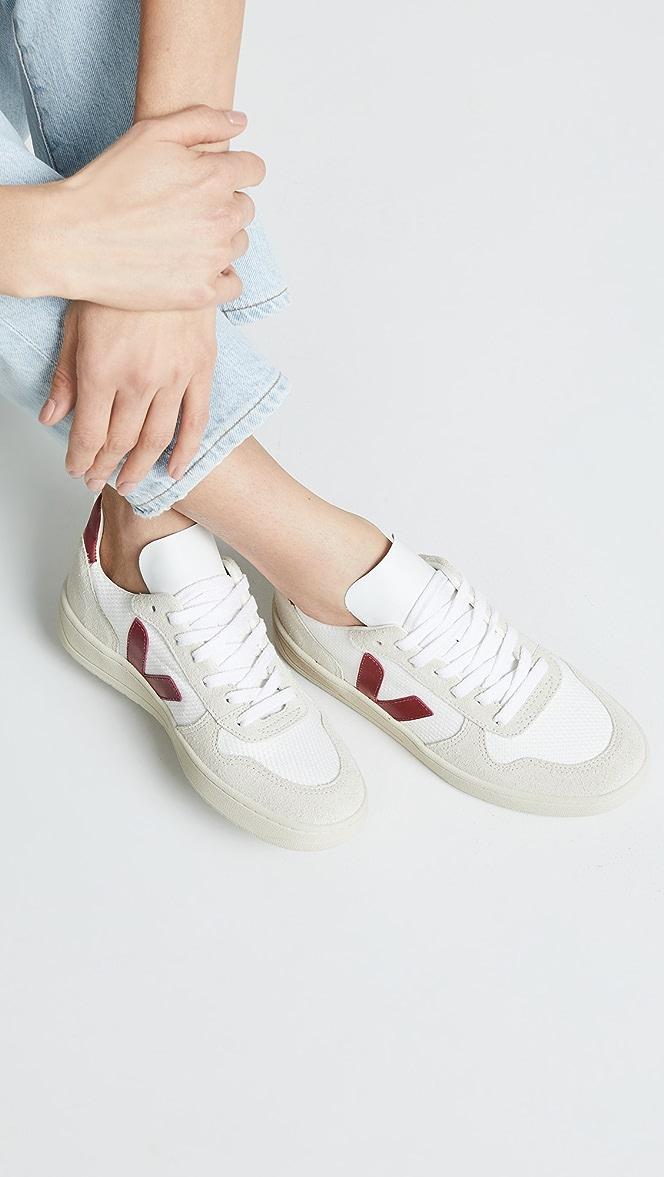 Veja V-10 Lace Up Sneakers   SHOPBOP