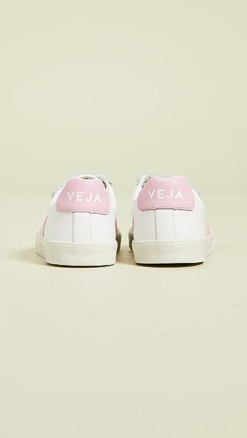 Veja 3-Lock Logo Sneakers