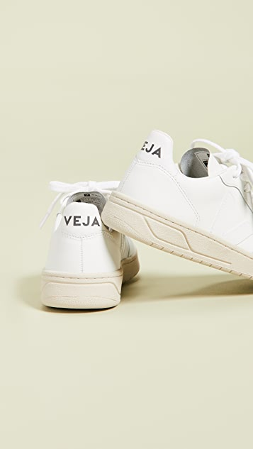 Veja V-10 Lace Up Sneakers