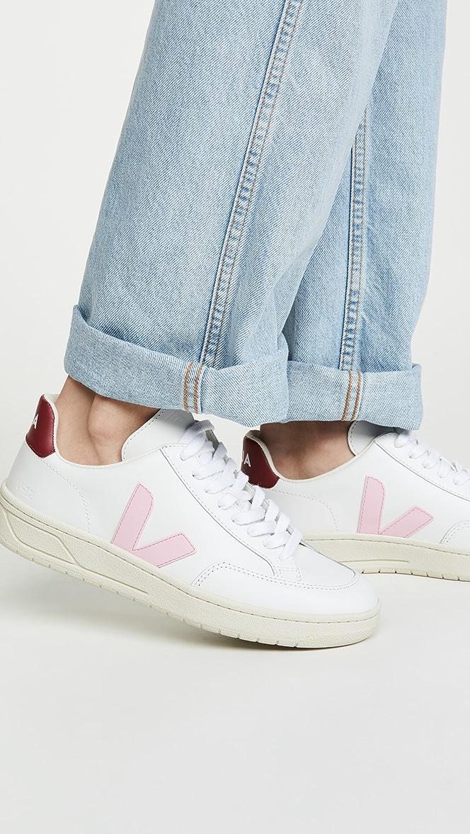 Veja V-12 Sneakers   SHOPBOP   Black