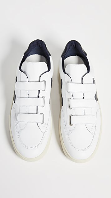 Veja V-Lock Leather Sneakers
