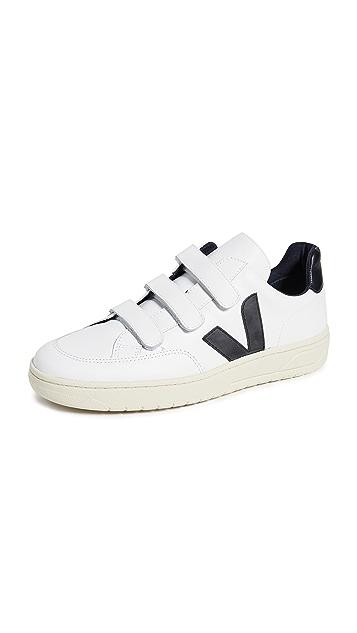Veja V-Lock Leather Sneakers