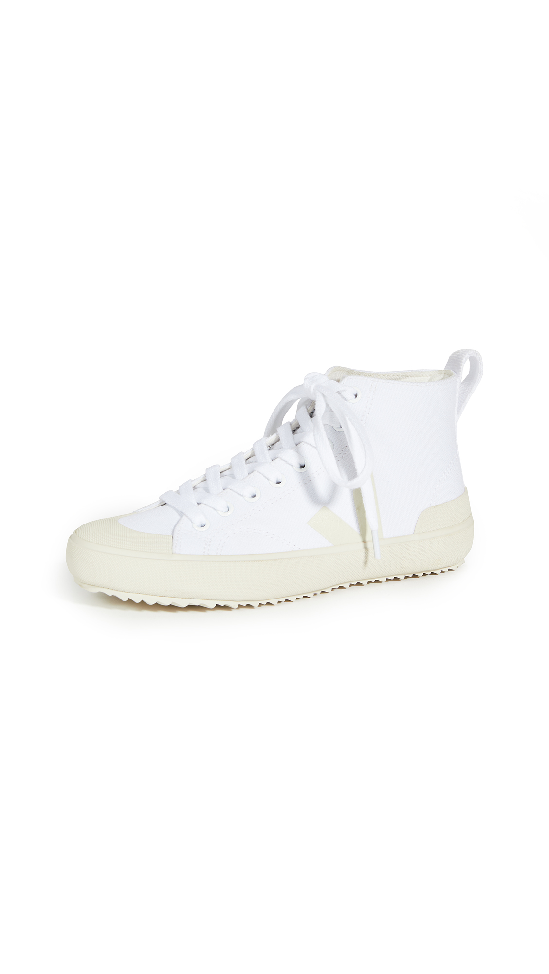 Veja Nova High Top Vegan Sneakers