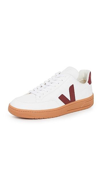 Veja V-12 Chromefree Gum Sole Sneakers