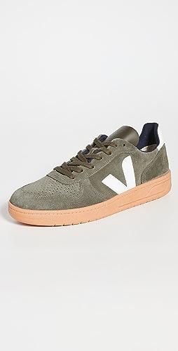 Veja - V-10 Suede Gum Sole Sneakers