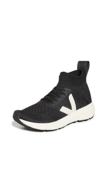 Veja x Rick Owens Running Mid Sneakers
