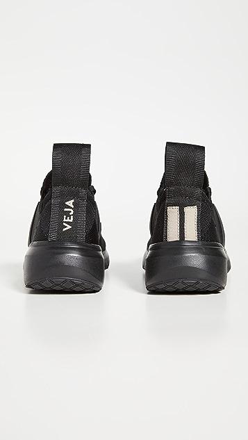 Veja x Rick Owens 跑步鞋