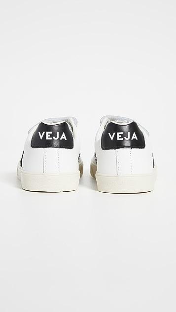 Veja 3 锁扣徽标运动鞋