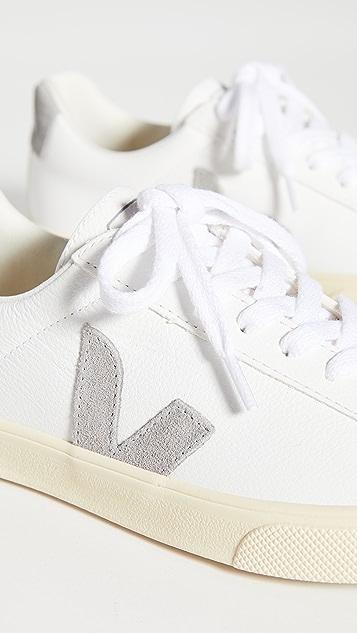 Veja Esplar 徽标运动鞋