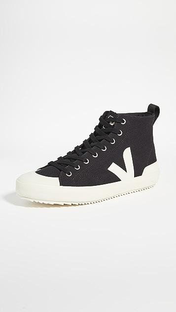 Veja Nova High Top Sneakers