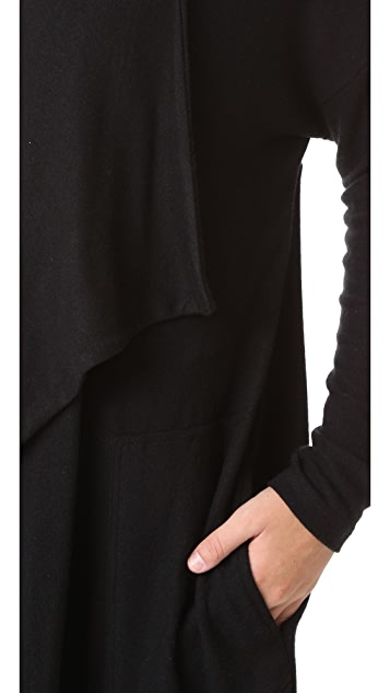 Velvet Dejavu Cozy Jersey Cardigan