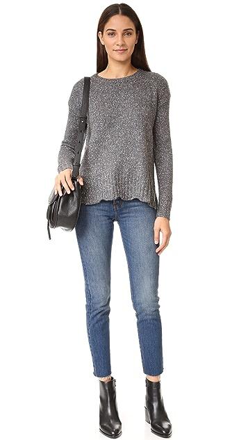 Velvet Barabell Sweater