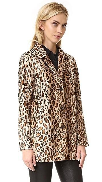 Velvet Celine Coat