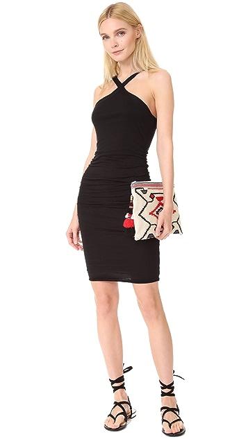 Velvet Carmeline Dress