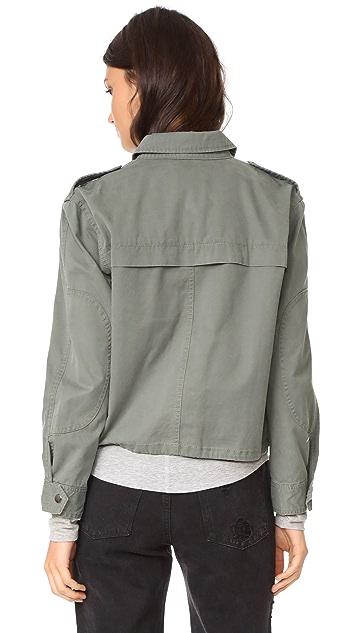 Velvet Mara Army Jacket