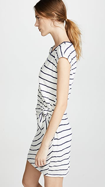 Velvet Bellamy Striped Dress