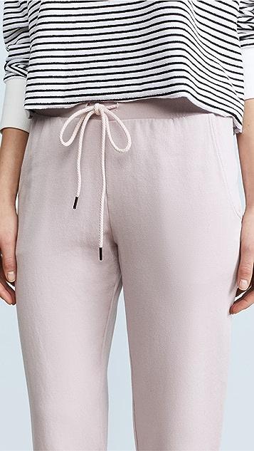 天鹅绒 Bretta 运动裤