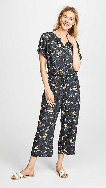 Velvet Joyce Floral Jumpsuit