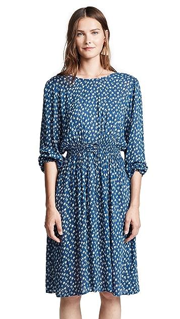 Velvet Shivan Dress