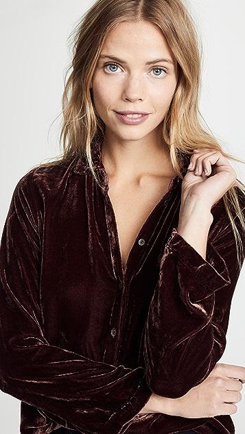 Velvet Jensine Button Down Shirt